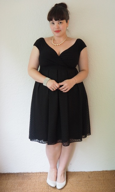 Frocks & Frou Frou Igigi Black Dress