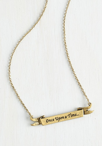 Modcloth opening line necklace
