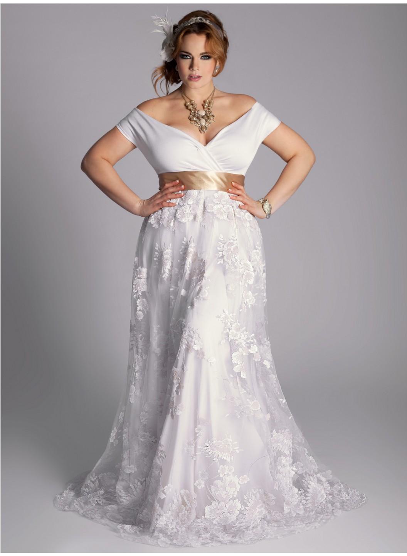 Elegant Igigi Wedding Dress