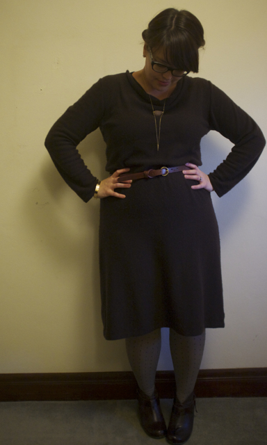cashmere sweater dress, frocks and frou frou, pure collection, sweater dress