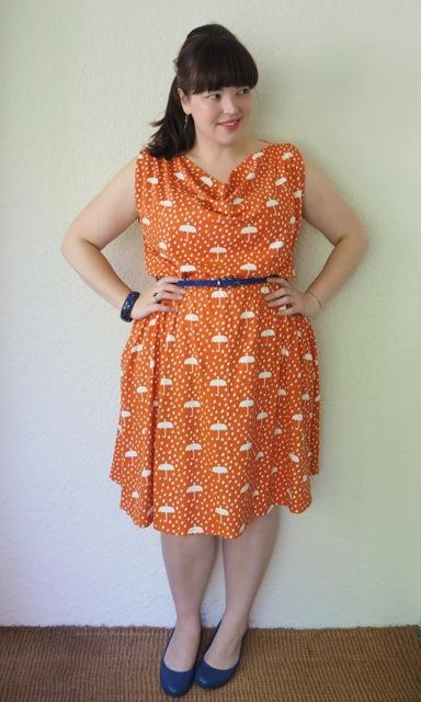 Frocks and Frou Frou - Myrtle Dress