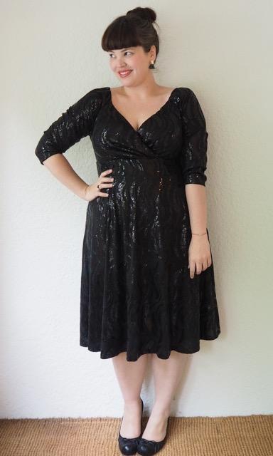 Frocks & Frou Frou Igigi Black Dress