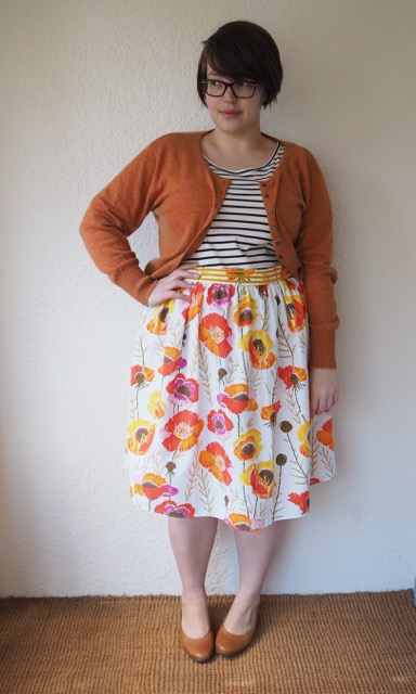 Frocks and Frou Frou - Remix Skirt
